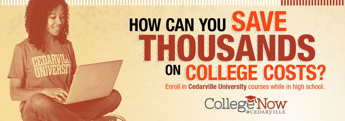 College Now - How can you save thousands on college costs?